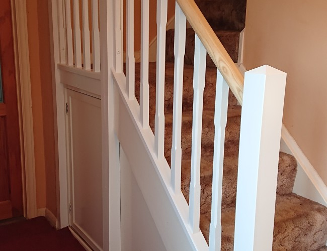 Stair Conversion After
