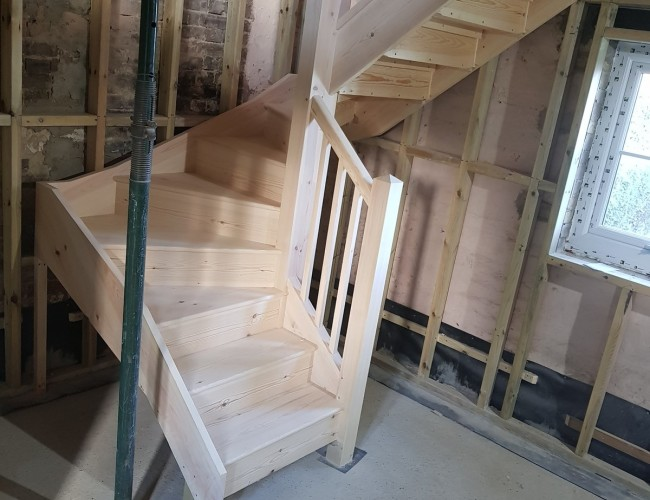 Softwood Stairs2