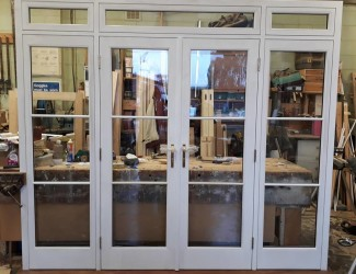 French Door Frame